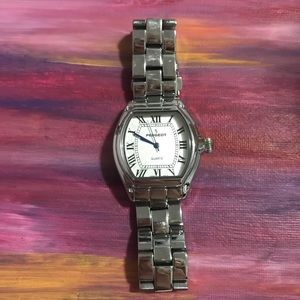 Peugeot 7068 Stainless Steel Watch